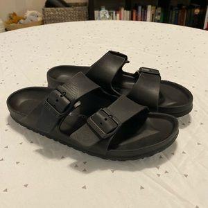 Birkenstock Black EVA Arizona Sandals